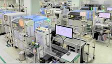 アイエム電子中国広東省珠海市の工場の写真