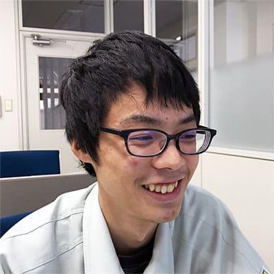 総務グループ総務チームTさんの写真